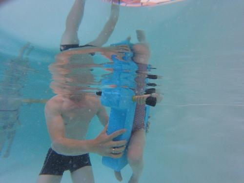 bébé nageur,piscine