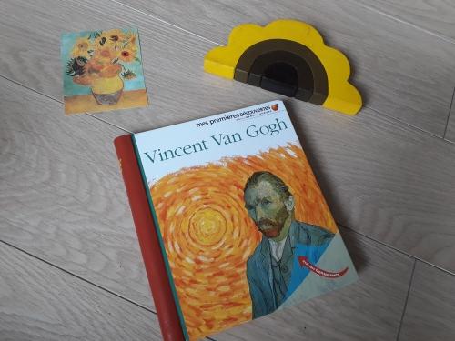 Livre,van Gogh,gallimard