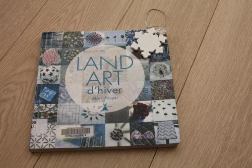 land art,livre
