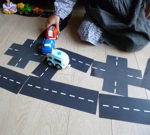 road,route,imprimer,printable,jeu