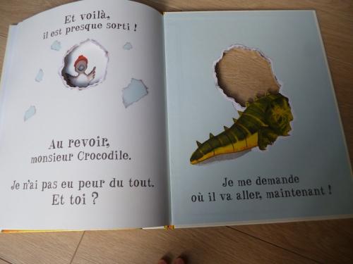 Attention ! Ouvrir doucement, ce livre a des dents !,livre