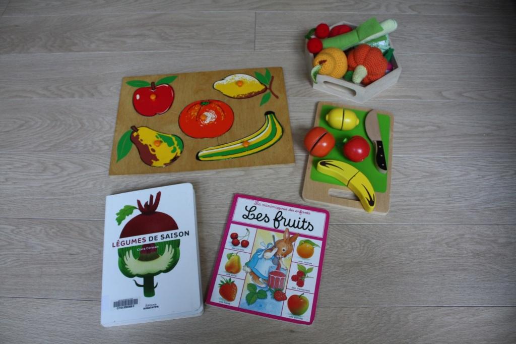 2-3 ans,fruit,legume,puzzle