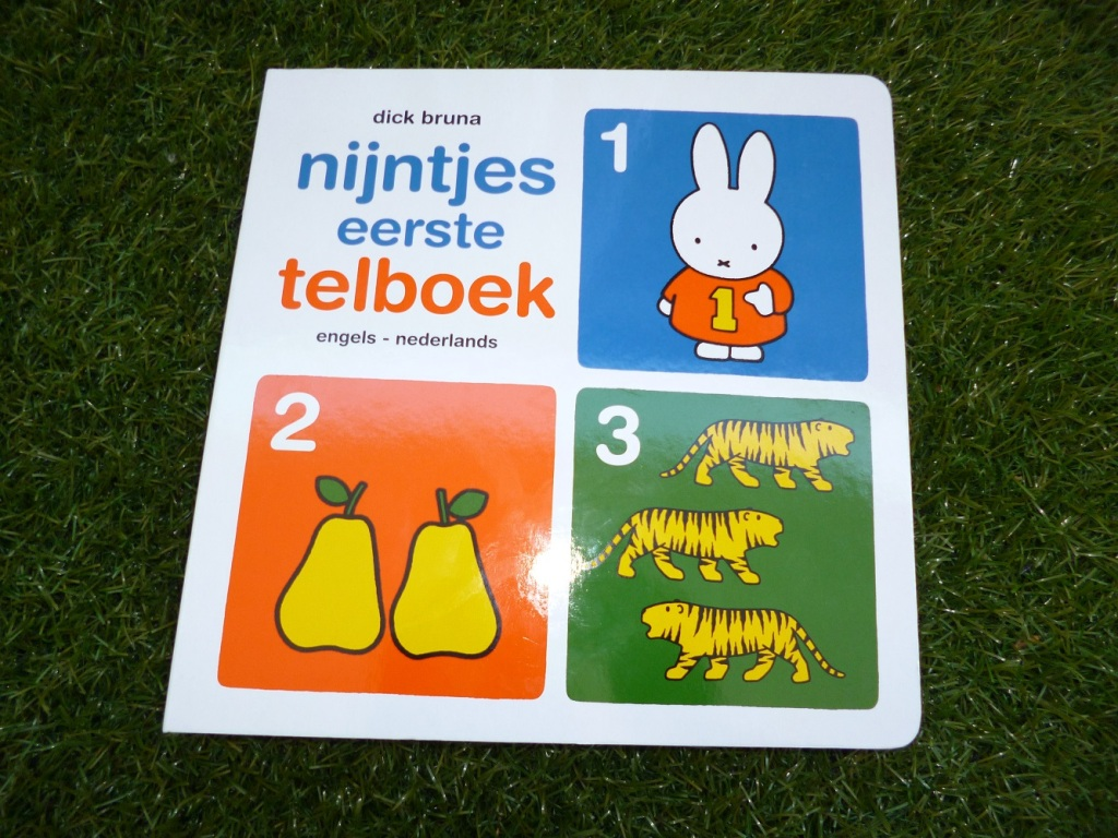 miffy,livre,hollandais