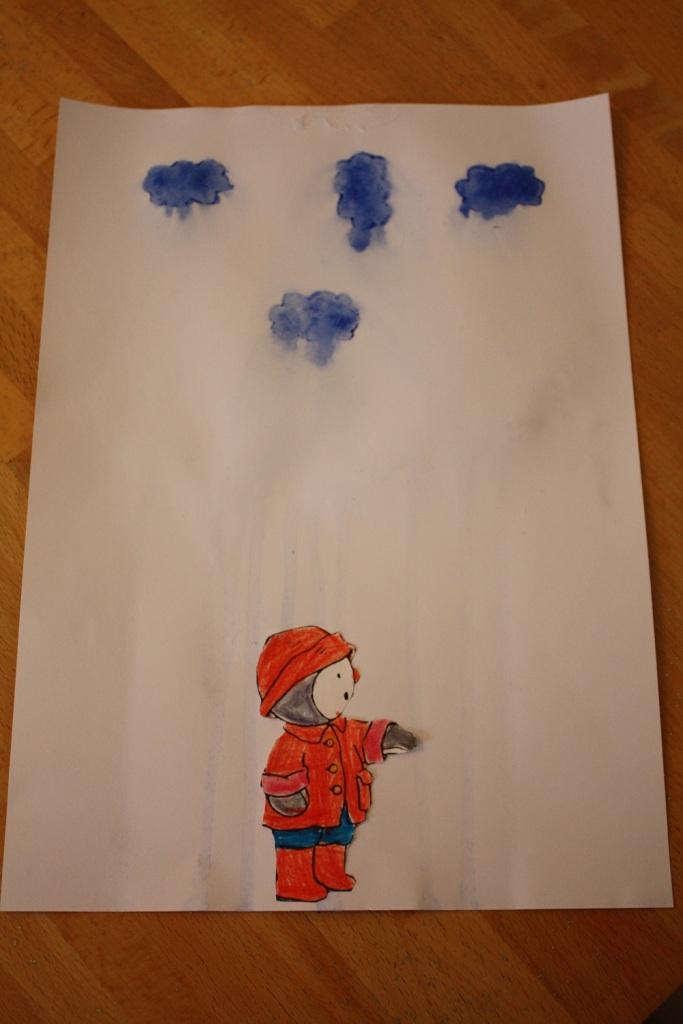 activité enfant,peinture