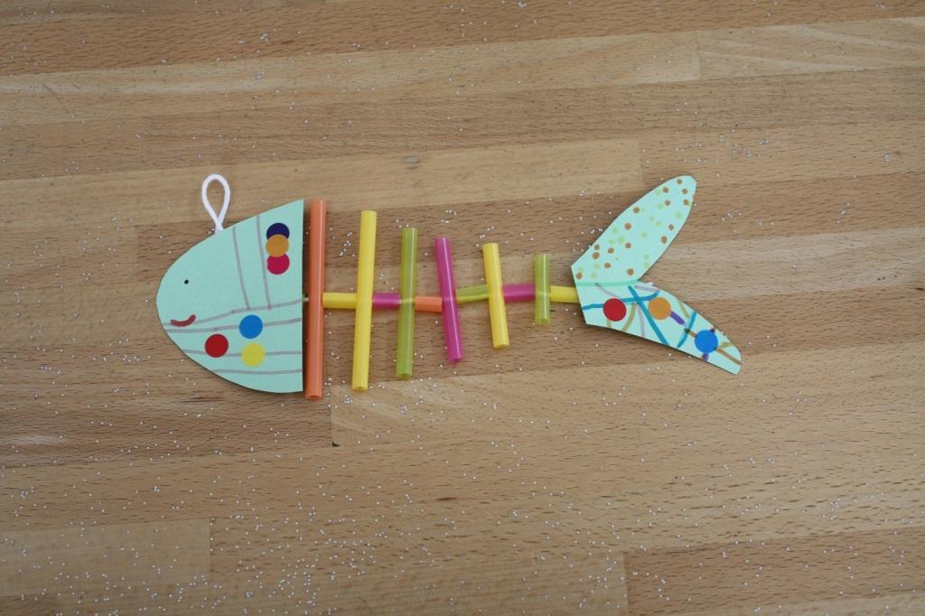 poisson d'avril,bricolage,enfant